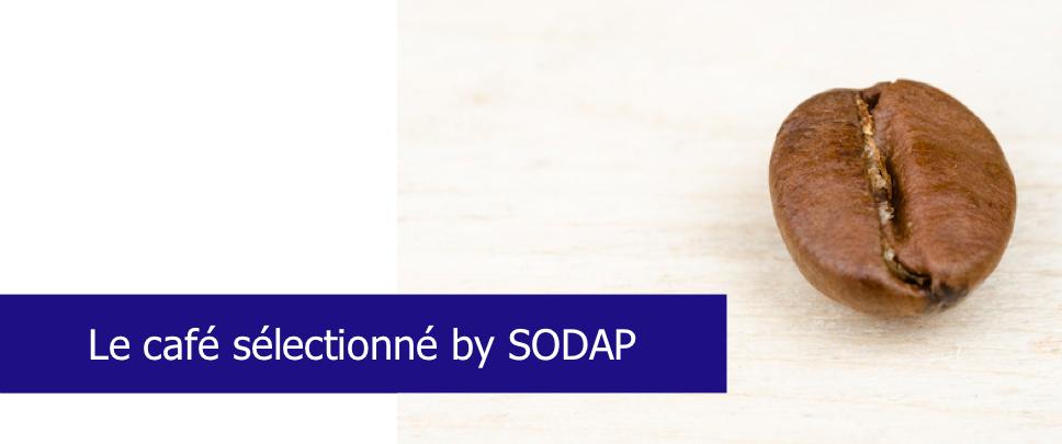 le café lavazza sélectionné par sodap