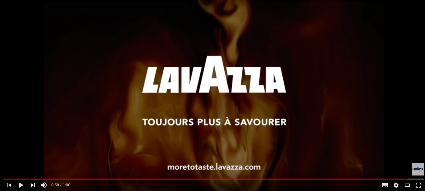 video communication LAVAZZA, meilleur café italien pour vos distributeurs automatiques