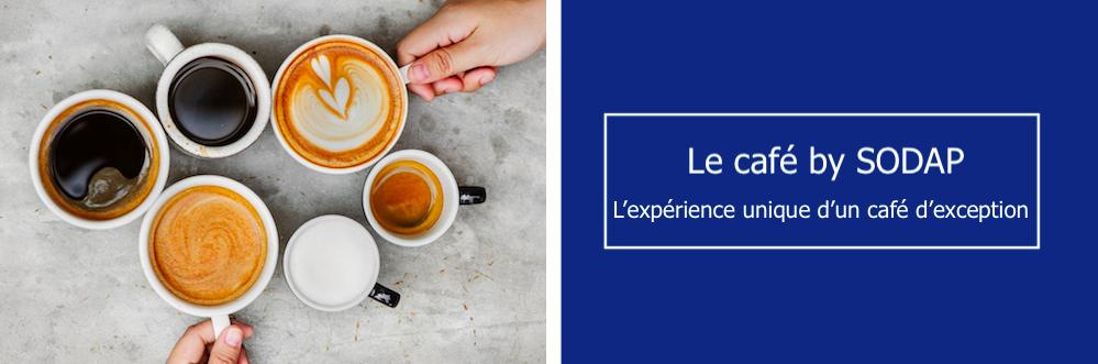 le café by l'instant café by sodap