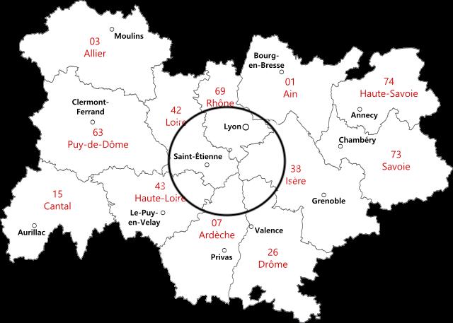 région Auvergne Rhône alpes l'instant café by sodap, spécialiste de la distribution automatique