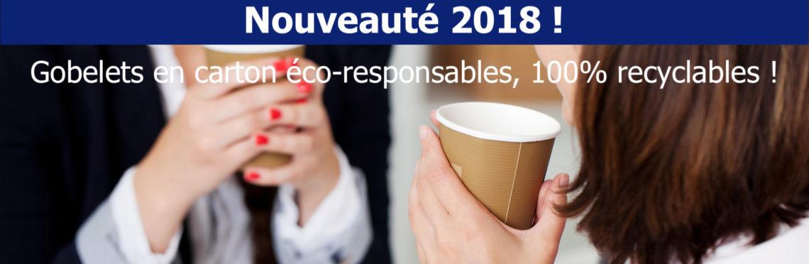 nouveau chez l'instant café by sodap, des gobelets recyclables et compostables